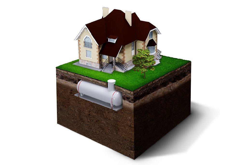 Газификация частных домов